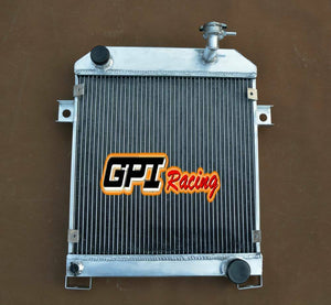 Aluminum Radiator FOR JAGUAR MARK 2 MK2 MK II DAIMLER 2.5 V8; V8-250 62-1967 MT