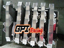 Load image into Gallery viewer, Aluminum Radiator For Kawasaki KLX650 KLX 650 1993-1996 1993 1994 1995