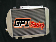 Load image into Gallery viewer, FOR Chevy/GMC pickup/truck W/Small Block V8 1937-1938 MT ALUMINUM RADIATOR +FAN