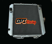Load image into Gallery viewer, Aluminum Radiator Fit Toyota Hilux LN40 LN46 2.2L Diesel MT 1979-1988 80 81 82