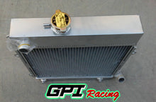 Load image into Gallery viewer, ALUMINUM RADIATOR FOR BMW E10 2002/1802/1602/1600/1502 AT 1966-1977 67 42mm CORE