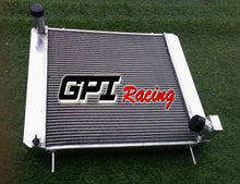 Load image into Gallery viewer, Aluminum Radiator For Jaguar 3.8L (XKE) E-Type Series 1 1961-1967 62MM CORE