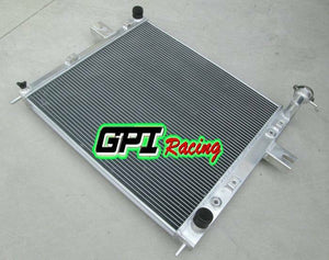Aluminum radiator for JEEP GRAND CHEROKEE WJ/WG 4.7L V8 1999-2005 2000 2001 2002