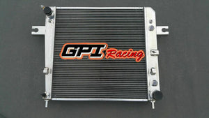 Aluminum Alloy Radiator Fit Jeep Liberty KJ 3.7L V6 A/T 2002-2006 2005 2004 2003