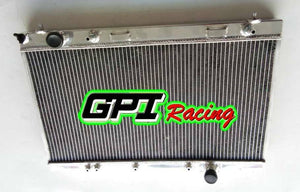 FOR 2000-2004 DODGE/PLYMOUTH NEON 2.0 AT OE STYLE ALUMINUM CORE RADIATOR