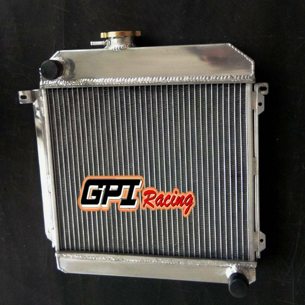 FOR BMW E21 315 316 318 318i 320 320i M10 1975-1984 manual MT Aluminum radiator