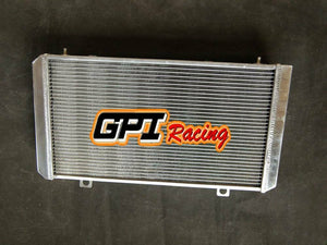 ALUMINUM RADIATOR FOR SAAB 900 2.0 B202 TURBO M/T 1979-1993 1992 1991 1990 1989