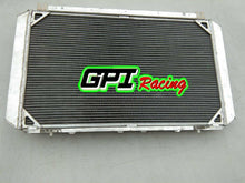 Load image into Gallery viewer, aluminum radiator For Nissan GQ Patrol Y60 4.2L Petrol TB42S&TB42E 88-97 96 AT
