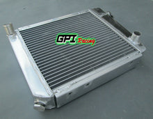 Load image into Gallery viewer, 70mm CORE alloy radiator FOR Mini Cooper S, Morris Moke, race/rally 1959-1996 95