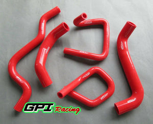 Silicone Radiator/Coolant/Heater Non-Turbo Hose;FOR FORD Falcon BA-BF XR6 4.0L