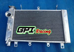 FOR Triumph TT 600 TT600 2000-2003 2001 2002 aluminum alloy radiator