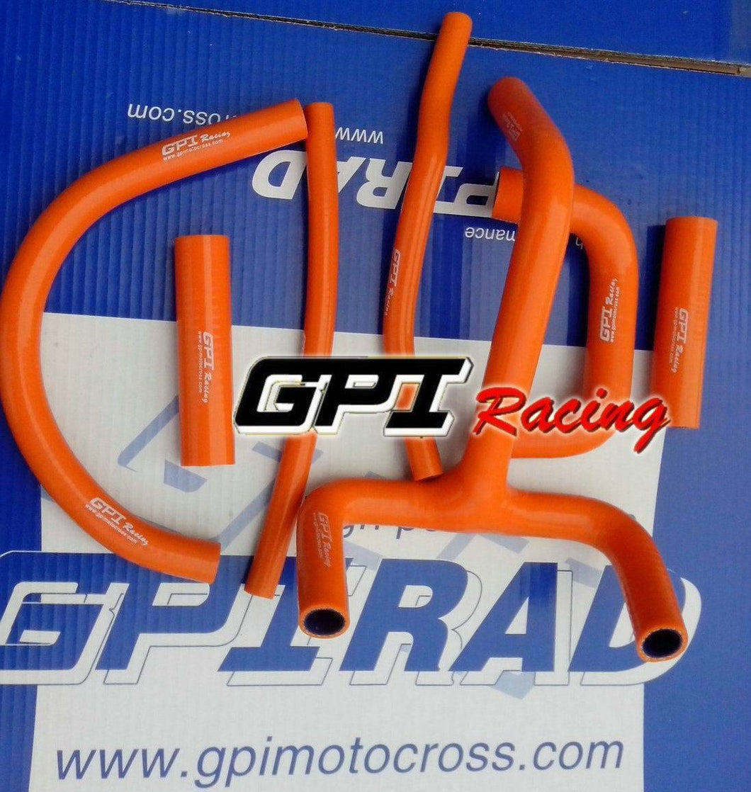 SILICONE RADIATOR HOSE Kit FOR KTM LC4 620 625 640 660