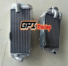 Load image into Gallery viewer, FOR  Honda CRF450R CRF 450 R 4-Stroke 2017 2018 17 18  aluminum radiator L&R