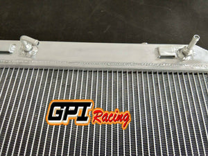FOR Mercedes Benz S-CLASS W126 380/420/500/560 S V8 82-1991 AT Aluminum Radiator