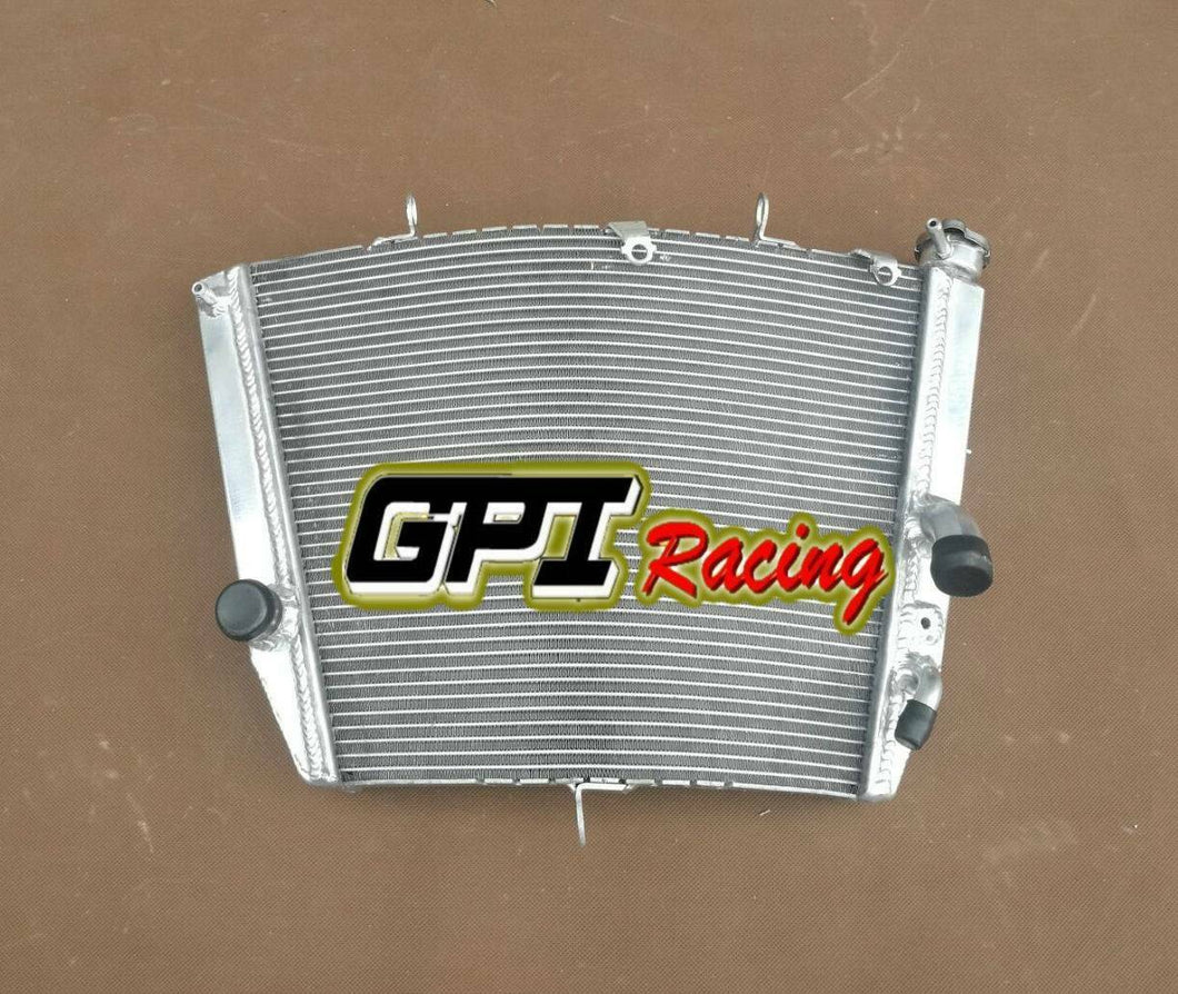 ALUMINIUM RADIATOR Fit For Suzuki GSXR600 GSXR750 2006-2011 2007 2008 2009