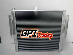 FOR MAZDA RX-7 RX7 FC3S S4 1.3L Turbo MT 1986-1988 1987 Aluminum Radiator