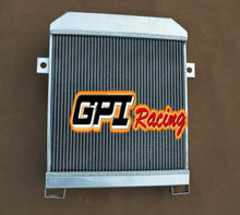 Load image into Gallery viewer, Aluminum Radiator FOR JAGUAR MARK 2 MK2 MK II DAIMLER 2.5 V8; V8-250 62-1967 MT