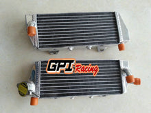 Load image into Gallery viewer, FOR KTM 125/150 SX/EXC 250/350 SX-F 2016-2018 2017 16 17 aluminum  radiator \