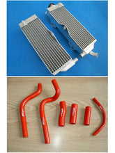 Load image into Gallery viewer, FOR HONDA CR500R CR500 1991  1992 1993 1994 1995 1996 1997 1998 1999 2000 2001 Aluminum Radiator & hose