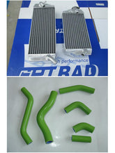 Load image into Gallery viewer, for KAWASAKI KX450F KXF450 KX 450F 08 2008 ALUMINUM RADIATOR + Y HOSE