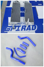 Load image into Gallery viewer, FOR Honda CR500 CR500R CR 500 R CR 500R 1989 89  aluminum radiator + HOSE