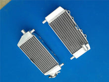 Load image into Gallery viewer, L&R aluminum radiator FOR Kawasaki KX 250 KX250 2-stroke 2003 2004 03 04