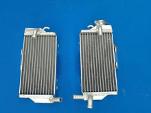 Load image into Gallery viewer, Right+Left aluminum radiator for Honda CR 250 R/CR250R 2005 2007 2006