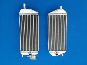 ALUMINUM RADIATOR FOR GAS GAS MX/SM/EC 200 250 300 GASGAS 2007 2011 2008 2009 2010