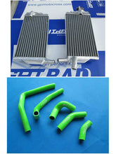 Load image into Gallery viewer, Aluminum radiator +  HOSE FOR Honda CR250 CR250R CR 250R  2002 2004 2003