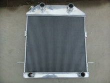 Load image into Gallery viewer, 3 ROW FOR Ford / Mercury Car Flat Head V8 1939 1940 1941 ALUMINUM RADIATOR