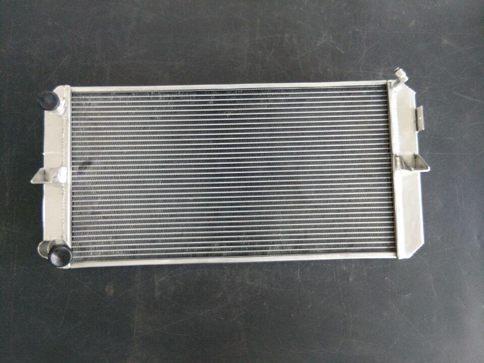 3ROW CORE Aluminum radiator Fit Ferrari Dino 246 GT / 246 GTS 2.4L MT 1969-1973