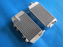 Load image into Gallery viewer, L/R Aluminum Radiator FOR Honda Motorcross CRF150R CRF 150 R 2007 2008 2009 2010 2011 2012 2013 2014 2015