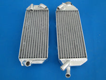 Load image into Gallery viewer, Aluminum radiator FOR Suzuki DRZ400 2003/DR-Z400E 2004 2005 2006 2007