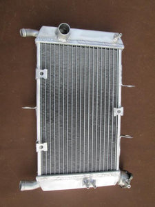 FOR Yamaha FZ6R 2009 2012 2010 2011 aluminum radiator