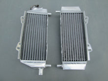 Load image into Gallery viewer, R&L aluminum alloy radiator FOR Kawasaki KX250 2 stroke 2005 2007 2006