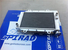 Load image into Gallery viewer, Aluminum radiator for YAMAHA KODIAK 400 450 2003 2010 2004 2005 2006 2007 2008 2009