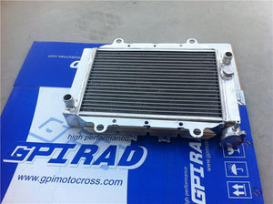 Aluminum radiator for YAMAHA KODIAK 400 450 2003 2010 2004 2005 2006 2007 2008 2009
