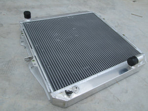 3 ROW aluminum radiator FOR toyota HILUX LN106 LN111 Diesel 1988-1997 AT 62MM