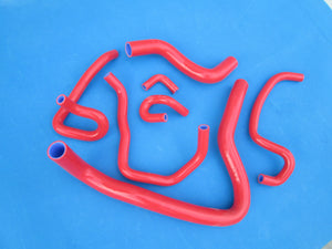 FOR ACCORD SIR-T CF4 F20B DOHC 1997 1998 1999 2000  SILICONE RADIATOR  HOSE