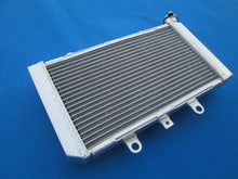 Load image into Gallery viewer, ATV Aluminum Radiator For Yamaha Quad Grizzly 660 YFM660F YFM66F 4x4 2002-2008