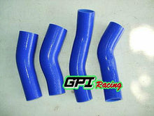 Load image into Gallery viewer, For Nissan 300ZX 90-96/Fairlady Z Z32 90-00 twin turbo Silicone Intercooler Hose