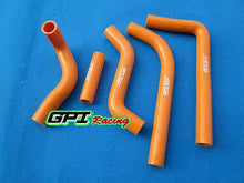 Load image into Gallery viewer, For SUZUKI RMZ450 RMZ 450 2008-2014 Silicone Radiator Hose 2009 2010 2011 2012