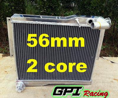 HI-PERF.56MM ALUMINUM ALLOY RADIATOR FOR MG MGB GT/ROADSTER 1977-1980 1978 1979