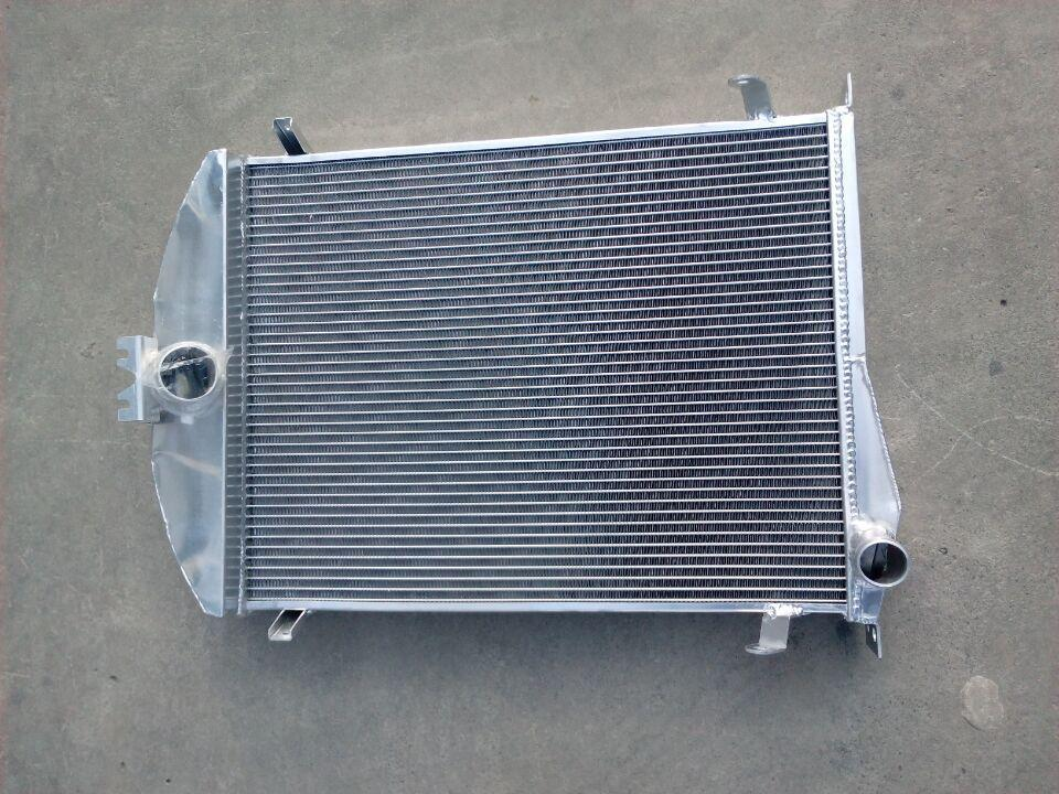 56MM 2 ROW ALUMINUM ALLOY RADIATOR FOR Ford Model A 1930 1931