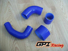 Load image into Gallery viewer, FOR IMPREZA WRX STi GC8 VERS.3&4/EJ20 SILICONE TURBO INTERCOOLER HOSE 1997-1998