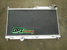 Load image into Gallery viewer, 52MM ALUMINUM ALLOY RADIATOR FOR MAZDA RX7 FD3S MT 1992-1995