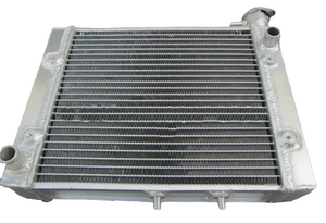 Aluminum  radiator FOR 2006-2014 CAN-AM CANAM CAN AM OUTLANDER 500/650/800 2006 2007 2008 2009 2010 2011 2012 2013 2014