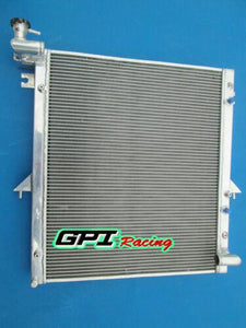 FOR MITSUBISHI TRITON L200 PICK UP 2.5 DID AT 2006-2012 2008  ALUMINUM RADIATOR