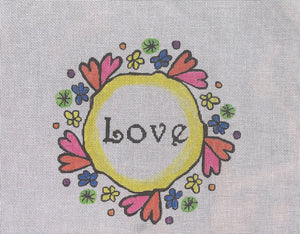 Spring Love Canvas