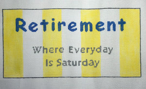 Retirement Canvas